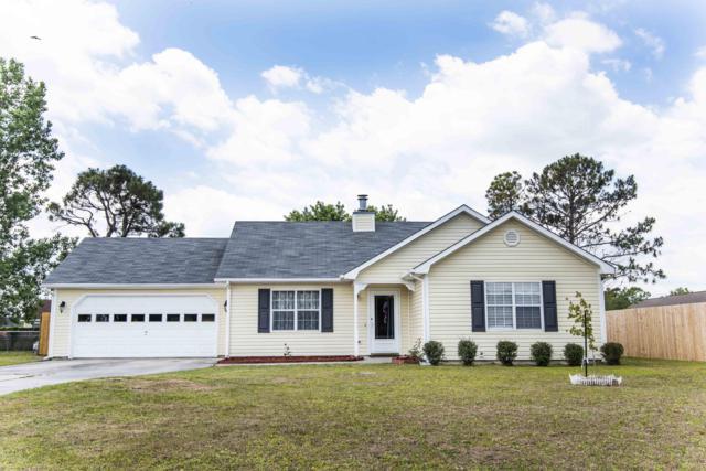 500 Nutfield Drive, Hubert, NC 28539 (MLS #100166143) :: RE/MAX Elite Realty Group