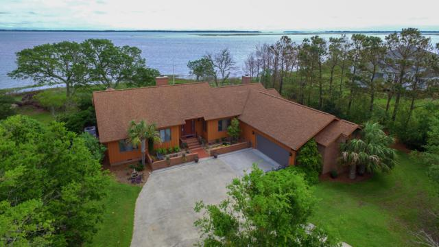 215 N Shore Drive, Beaufort, NC 28516 (MLS #100166195) :: Lynda Haraway Group Real Estate