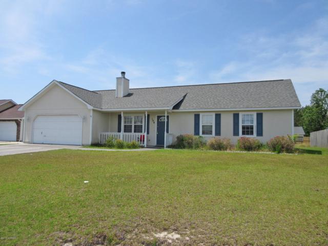 104 Foxden Drive, Hubert, NC 28539 (MLS #100166210) :: RE/MAX Elite Realty Group