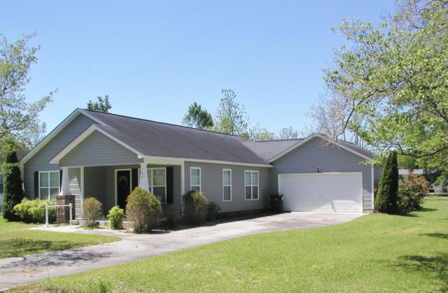 500 Bynum Avenue, Maysville, NC 28555 (MLS #100166213) :: Century 21 Sweyer & Associates