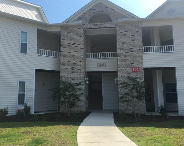 205 Fullford Lane #101, Wilmington, NC 28412 (MLS #100166244) :: Vance Young and Associates