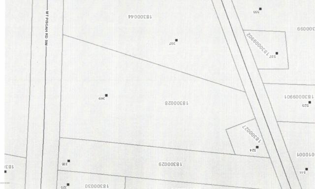 349 Mt Pisgah Road SW, Supply, NC 28462 (MLS #100166266) :: Coldwell Banker Sea Coast Advantage