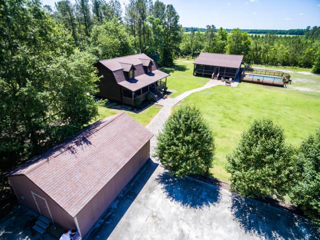 1207 Comfort Road, Richlands, NC 28574 (MLS #100166278) :: RE/MAX Elite Realty Group