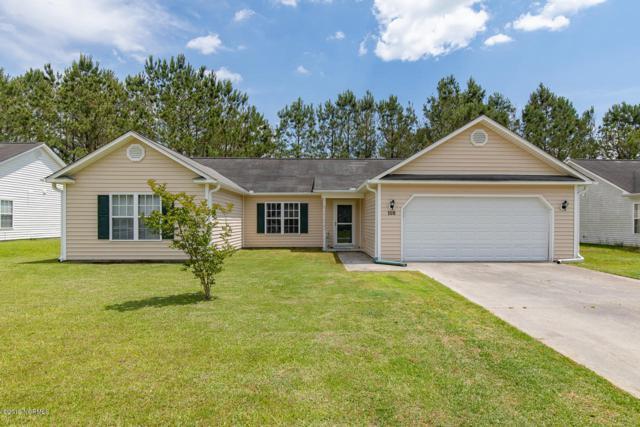 108 Sycamore Drive, Jacksonville, NC 28546 (MLS #100166300) :: Coldwell Banker Sea Coast Advantage