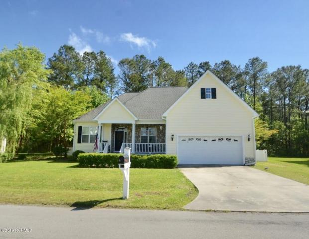 123 Madison Bay Drive, Beaufort, NC 28516 (MLS #100166304) :: RE/MAX Elite Realty Group