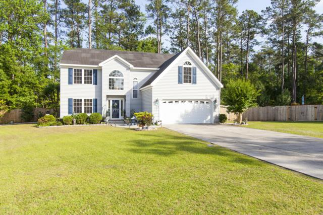 401 Creekbridge Court, Havelock, NC 28532 (MLS #100166306) :: David Cummings Real Estate Team