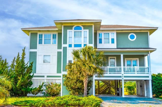 644 Ocean Boulevard W, Holden Beach, NC 28462 (MLS #100166316) :: RE/MAX Elite Realty Group
