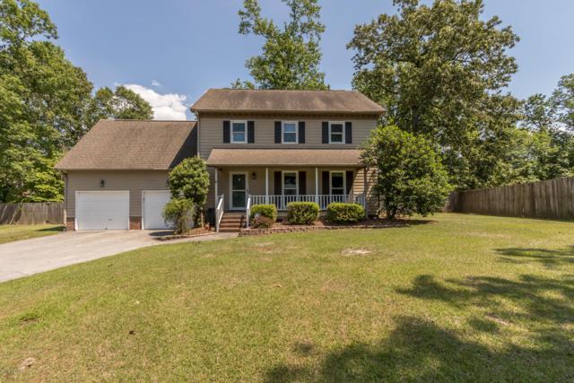 106 Broken Oak Court, Jacksonville, NC 28540 (MLS #100166331) :: Century 21 Sweyer & Associates