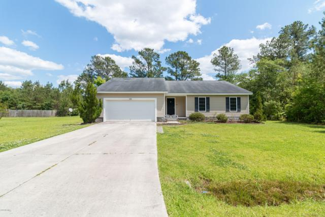 106 Camellia Creek Drive, Richlands, NC 28574 (MLS #100166335) :: RE/MAX Elite Realty Group