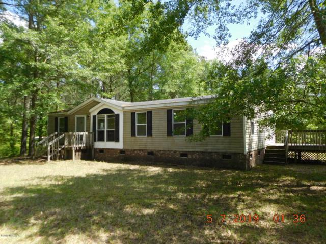 445 Luther Banks Road, Richlands, NC 28574 (MLS #100166389) :: RE/MAX Elite Realty Group