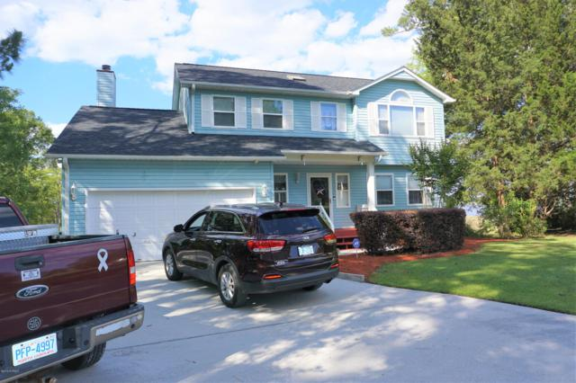 254 River Reach Drive, Swansboro, NC 28584 (MLS #100166401) :: Century 21 Sweyer & Associates