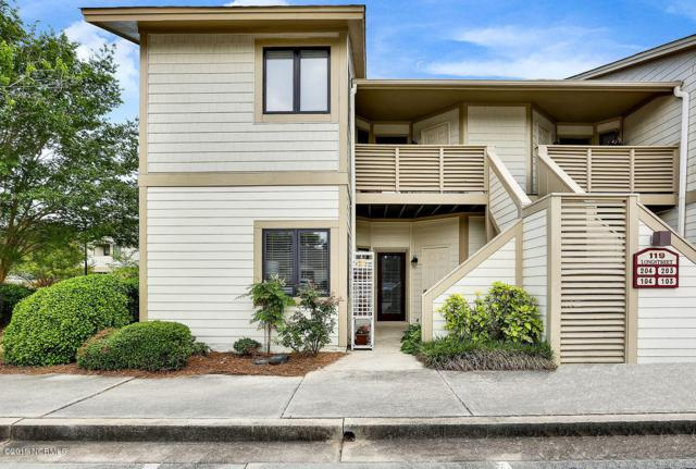 119 Longstreet Drive #201, Wilmington, NC 28412 (MLS #100166441) :: David Cummings Real Estate Team