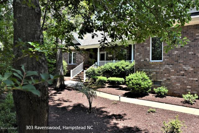 303 Ravenswood Road, Hampstead, NC 28443 (MLS #100166443) :: The Keith Beatty Team