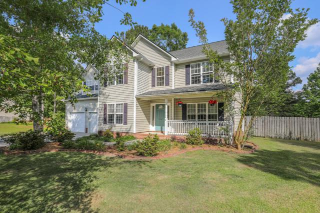 134 Batchelor Trail, Jacksonville, NC 28546 (MLS #100166494) :: RE/MAX Elite Realty Group