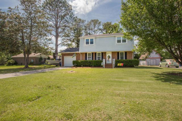1203 Decatur Road, Jacksonville, NC 28540 (MLS #100166495) :: RE/MAX Elite Realty Group