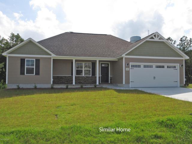 216 Tappi Terrace Lot 31, Hubert, NC 28539 (MLS #100166509) :: RE/MAX Elite Realty Group