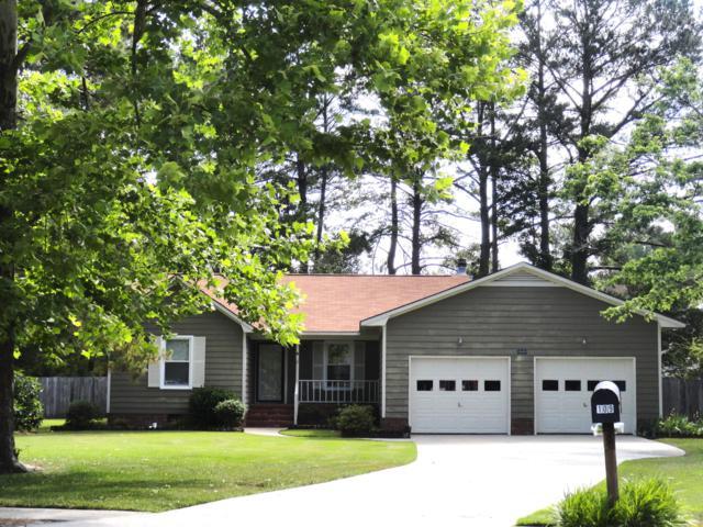 109 Quail Ridge Road, Havelock, NC 28532 (MLS #100166540) :: David Cummings Real Estate Team