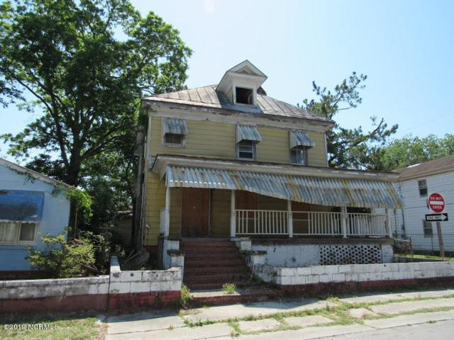 602 1st Avenue, New Bern, NC 28560 (MLS #100166543) :: Courtney Carter Homes