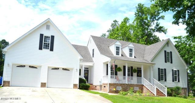 4405 Country Club Drive N, Wilson, NC 27896 (MLS #100166614) :: Vance Young and Associates