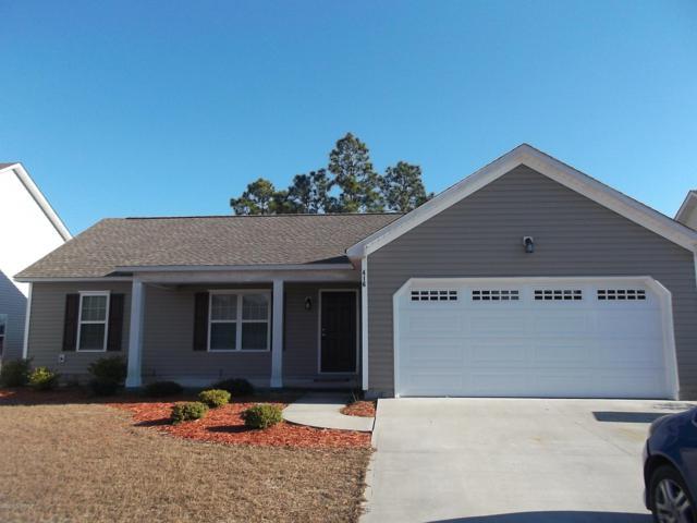 416 Amaryllis Lane, Holly Ridge, NC 28445 (MLS #100166623) :: Chesson Real Estate Group