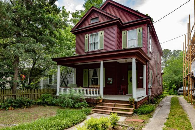 1209 National Avenue, New Bern, NC 28560 (MLS #100166660) :: Berkshire Hathaway HomeServices Prime Properties