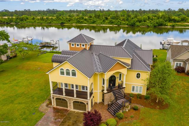 708 Sea Gate Drive, Newport, NC 28570 (MLS #100166678) :: The Keith Beatty Team