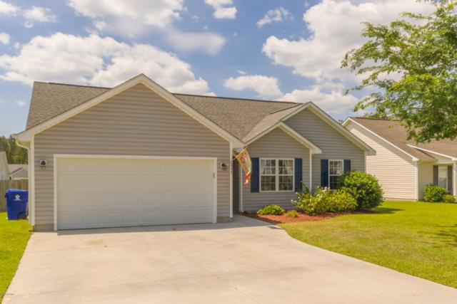 211 Two Oaks Court, Newport, NC 28570 (MLS #100166686) :: Chesson Real Estate Group