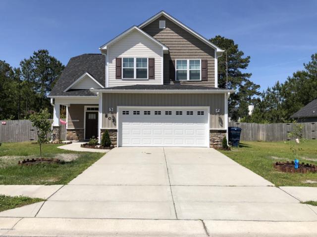 803 Ashley Meadow Lane, Jacksonville, NC 28546 (MLS #100166712) :: The Keith Beatty Team