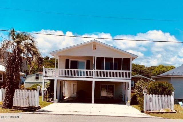 422 4th Avenue S, Kure Beach, NC 28449 (MLS #100166716) :: Vance Young and Associates