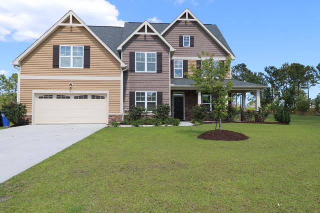 406 Ponzer Court N, Holly Ridge, NC 28445 (MLS #100166779) :: Berkshire Hathaway HomeServices Hometown, REALTORS®