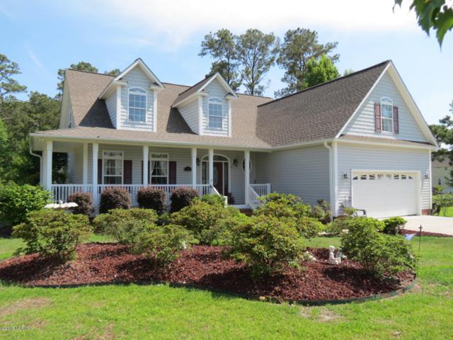 131 White Heron Lane, Swansboro, NC 28584 (MLS #100166839) :: Century 21 Sweyer & Associates