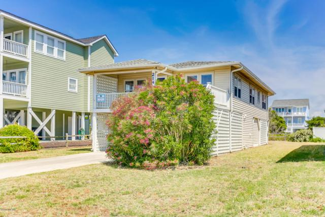 214 Ocean Boulevard W, Holden Beach, NC 28462 (MLS #100166903) :: The Cheek Team