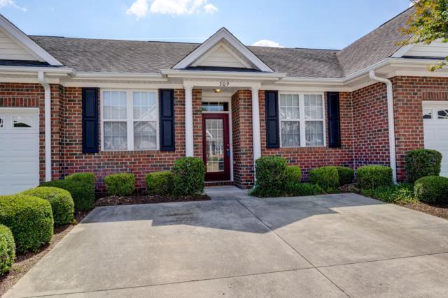 309 Monlandil Drive, Wilmington, NC 28403 (MLS #100166924) :: Vance Young and Associates