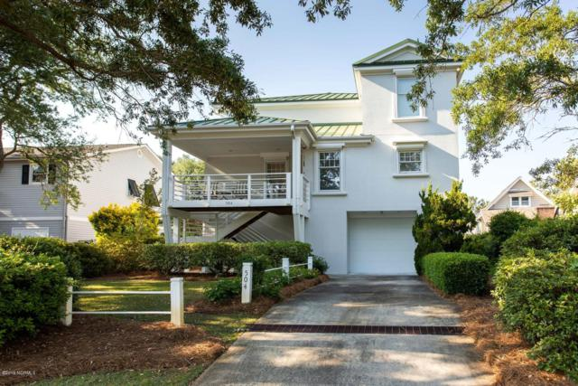 504 W Yacht Drive, Oak Island, NC 28465 (MLS #100166950) :: Courtney Carter Homes