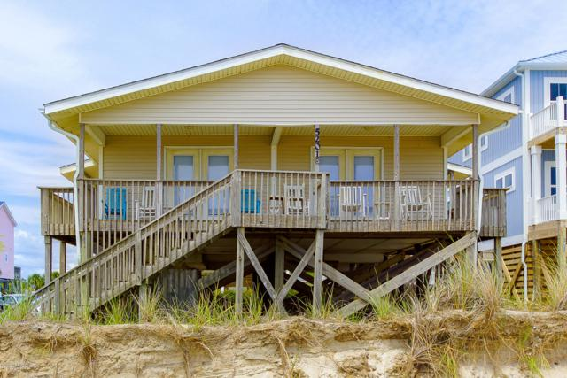 5201 E Beach Drive, Oak Island, NC 28465 (MLS #100166965) :: David Cummings Real Estate Team