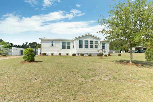 121 Bay Landing Road, Swansboro, NC 28584 (MLS #100166970) :: Century 21 Sweyer & Associates