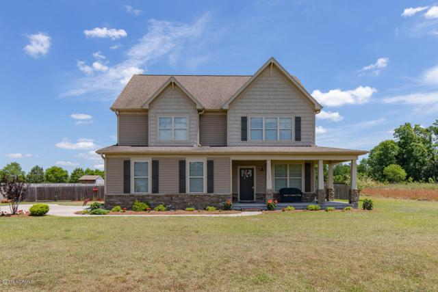 105 Levi Lane, Richlands, NC 28574 (MLS #100166981) :: Berkshire Hathaway HomeServices Hometown, REALTORS®