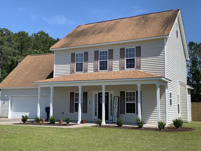 158 Macdonald Boulevard, Havelock, NC 28532 (MLS #100166993) :: David Cummings Real Estate Team