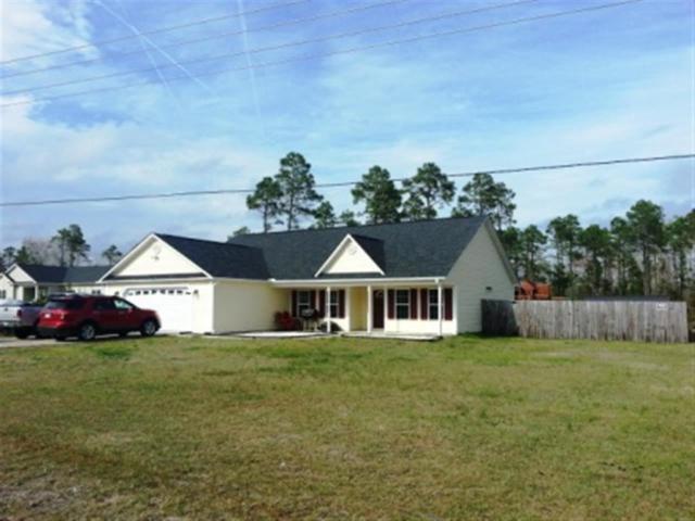 309 Sand Ridge Road, Hubert, NC 28539 (MLS #100167022) :: Century 21 Sweyer & Associates