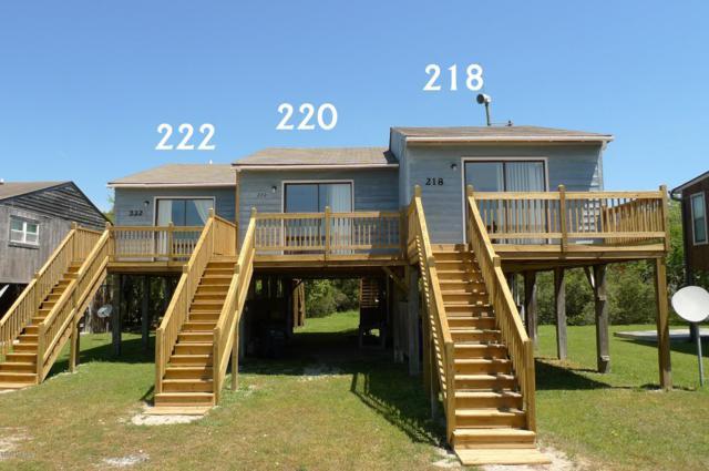 218 Sandpiper Drive, North Topsail Beach, NC 28460 (MLS #100167032) :: Century 21 Sweyer & Associates