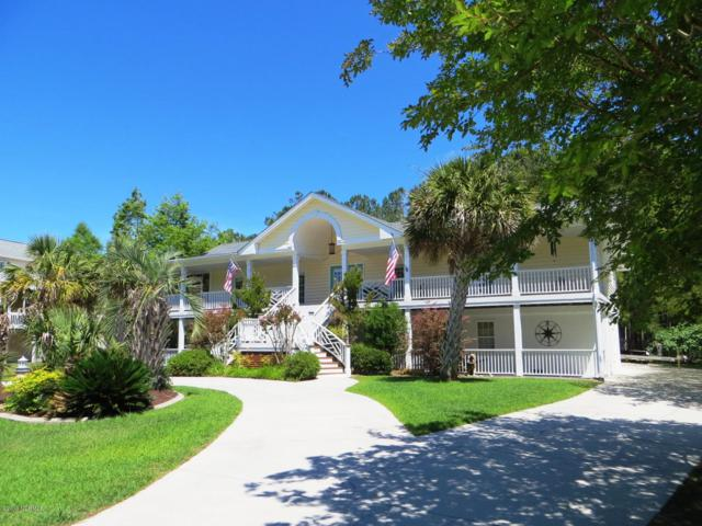 312 Island Drive, Beaufort, NC 28516 (MLS #100167046) :: Vance Young and Associates