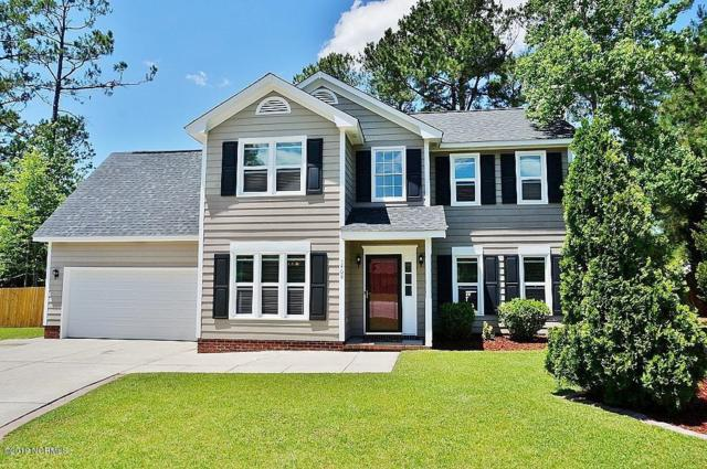 408 Hampshire Place, Jacksonville, NC 28546 (MLS #100167067) :: David Cummings Real Estate Team