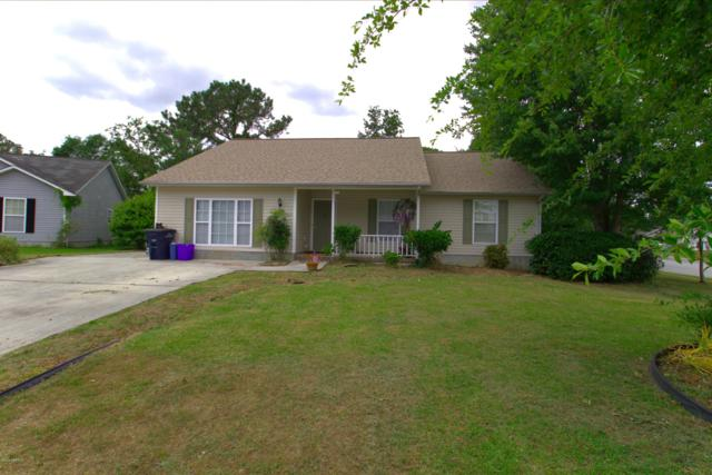 100 Huff Court, Jacksonville, NC 28546 (MLS #100167077) :: David Cummings Real Estate Team