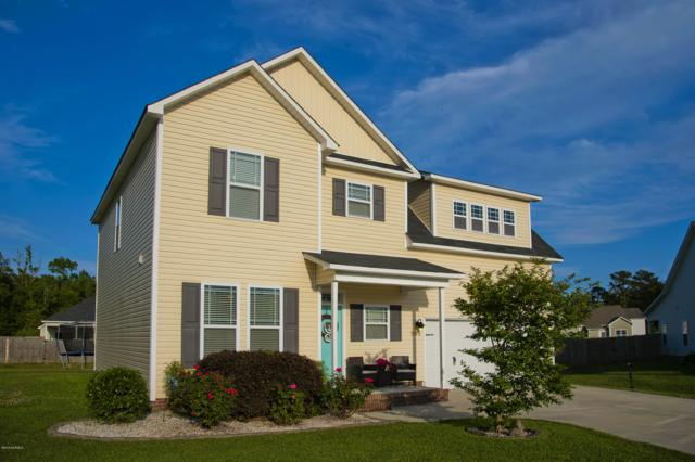 505 Casting Net Way, Swansboro, NC 28584 (MLS #100167093) :: David Cummings Real Estate Team