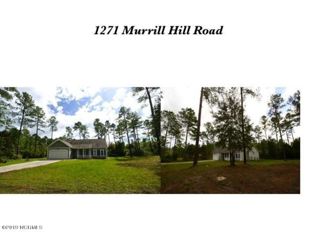 1271 Murrill Hill Road, Jacksonville, NC 28540 (MLS #100167107) :: Berkshire Hathaway HomeServices Hometown, REALTORS®
