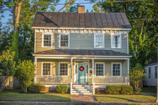 407 Queen Street, New Bern, NC 28560 (MLS #100167176) :: Donna & Team New Bern