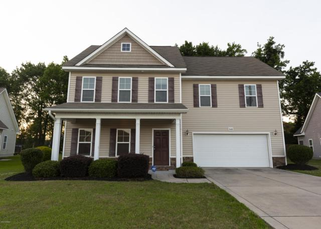 3648 Thornbrook Drive, Greenville, NC 27834 (MLS #100167241) :: Century 21 Sweyer & Associates