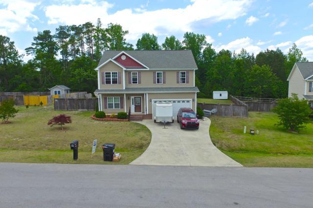 207 Bell Ridge Lane, Hubert, NC 28539 (MLS #100167265) :: Century 21 Sweyer & Associates