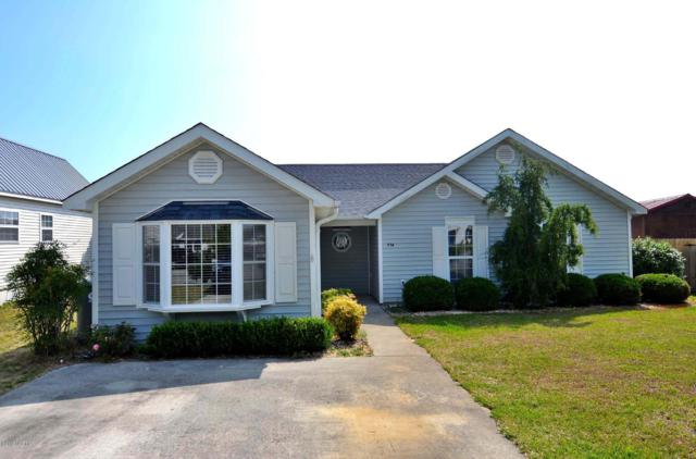 914 Colonial Circle, Carolina Beach, NC 28428 (MLS #100167278) :: The Chris Luther Team