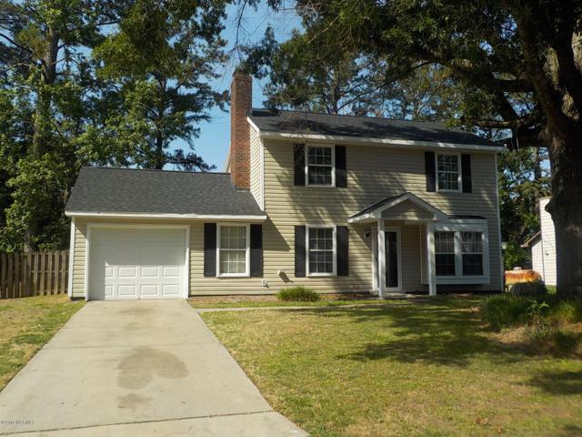 127 Silver Leaf Drive, Jacksonville, NC 28546 (MLS #100167301) :: Berkshire Hathaway HomeServices Hometown, REALTORS®